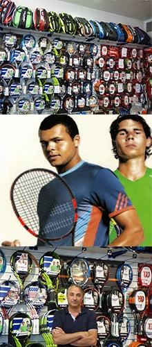 Cap Tennis - Magasins de sport - Lyon Centre
