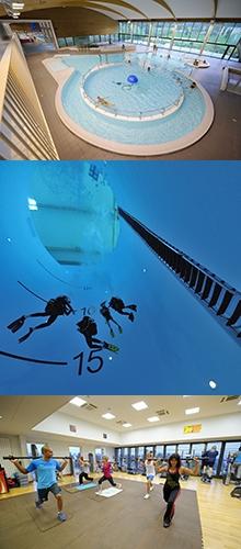 Centre Aquatique Les Vagues - Bien-être - Lyon Est