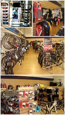 Culture vélo Chaponost - Magasins de sport - Lyon Ouest