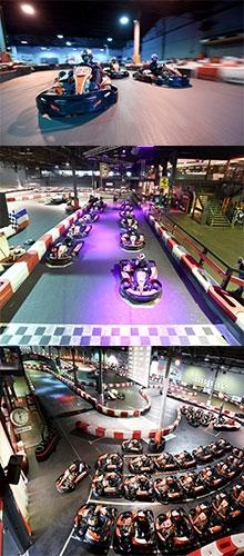 Kart'in By LRS Formula - Sports mécaniques - Lyon Centre