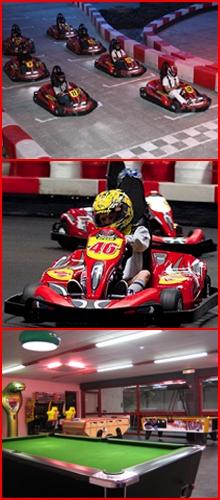 Karting de Genas - Sports mécaniques - Lyon Est